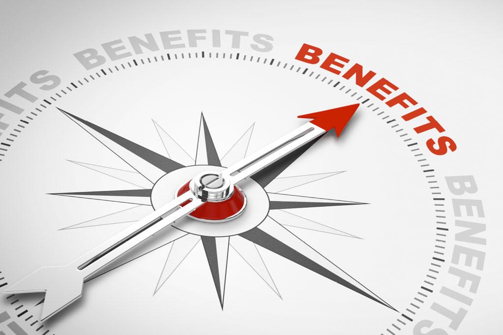 Vorteile Benefits